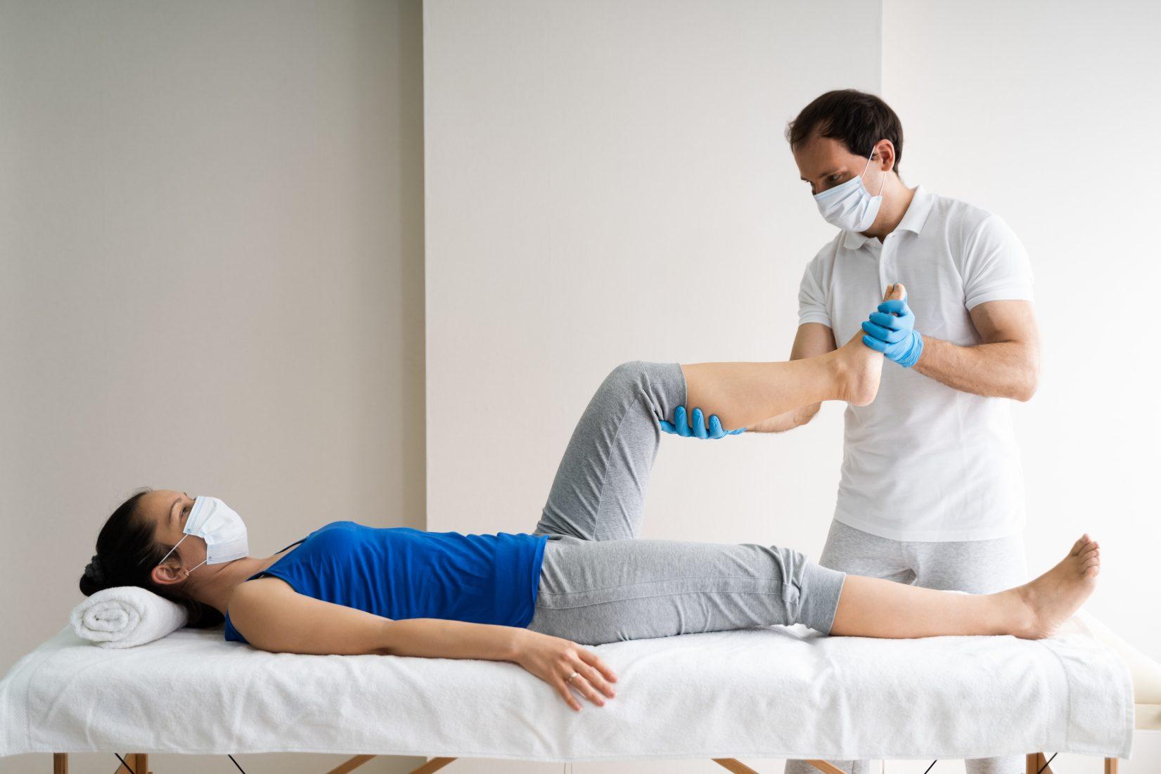 Physical Therapist in Hi-Nella New Jersey